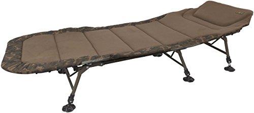 Fox R1 Camo Compact Bedchair 205x85cm Karpfenliege,...