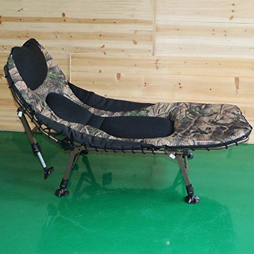 Zcxbhd 6 Beinliege Bedchair Falten Faul Stuhl Extra...