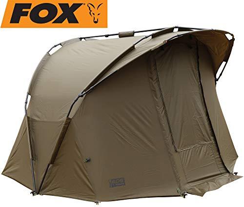Fox EOS 1 Man bivvy 205x270x140cm - Angelzelt zum...