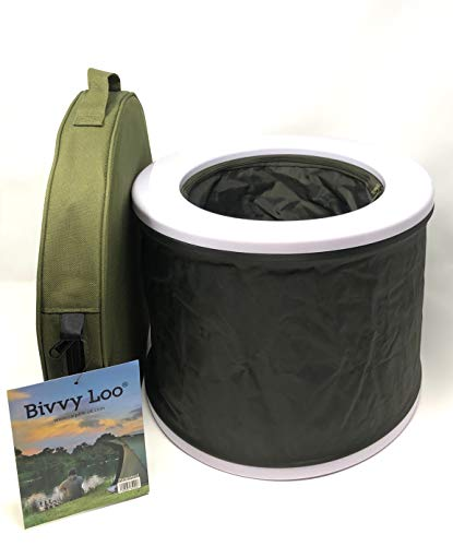 Bivvy Loo - Camping Toilette - portable toilette - camping...